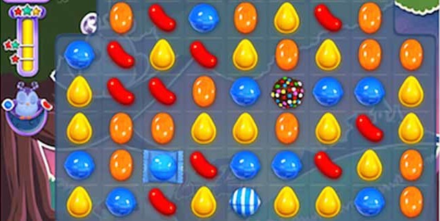 candy crush gioca senza