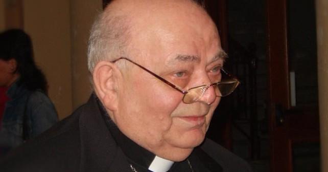 Cardinale Elio Sgreccia