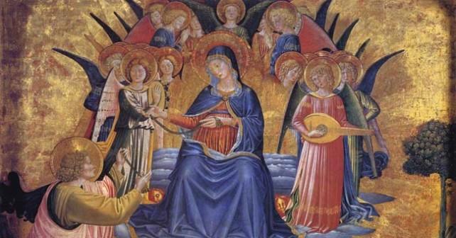 Benozzo Gozzoli, Madonna della Cintola, Pinacoteca vaticana