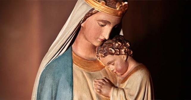 Vergine Maria con Gesù Bambino