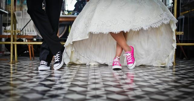 scarpe sposi