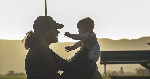 maternità, bambino, gioia