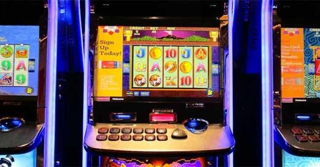 Slot machine tabacchi