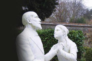 Statua Luigi e Teresa a Lisieux