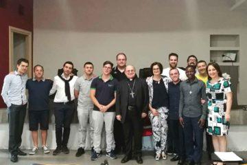 Gruppo seminaristi