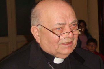 Mons. Elio Sgreccia