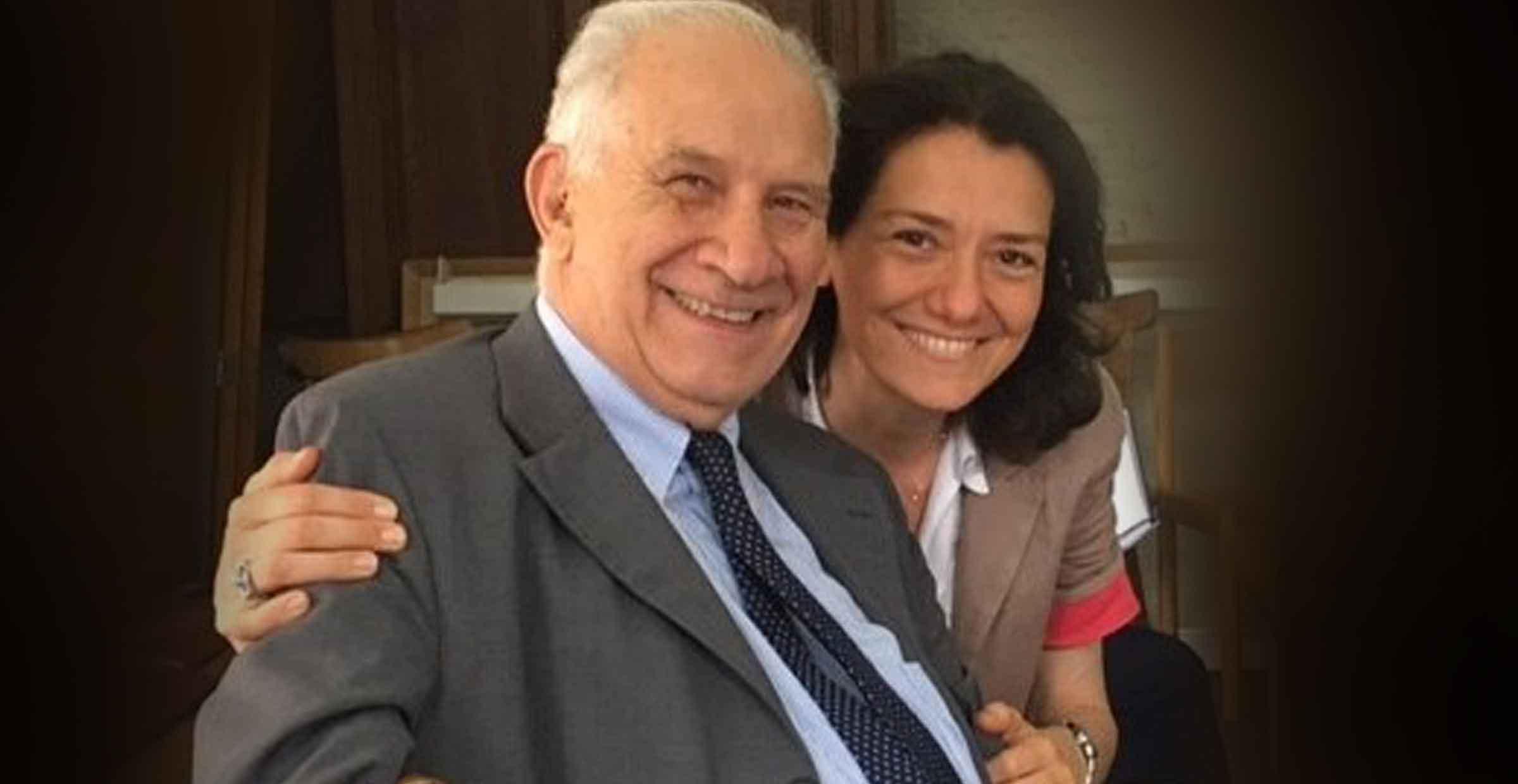 Carlo e Marina Casini