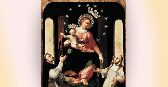 Beata Vergine del Rosario