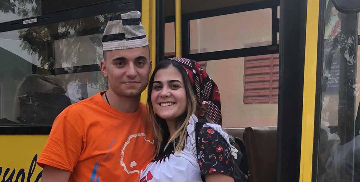 Erika e Emilio