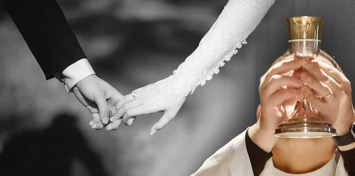 Eucaristia e sposi
