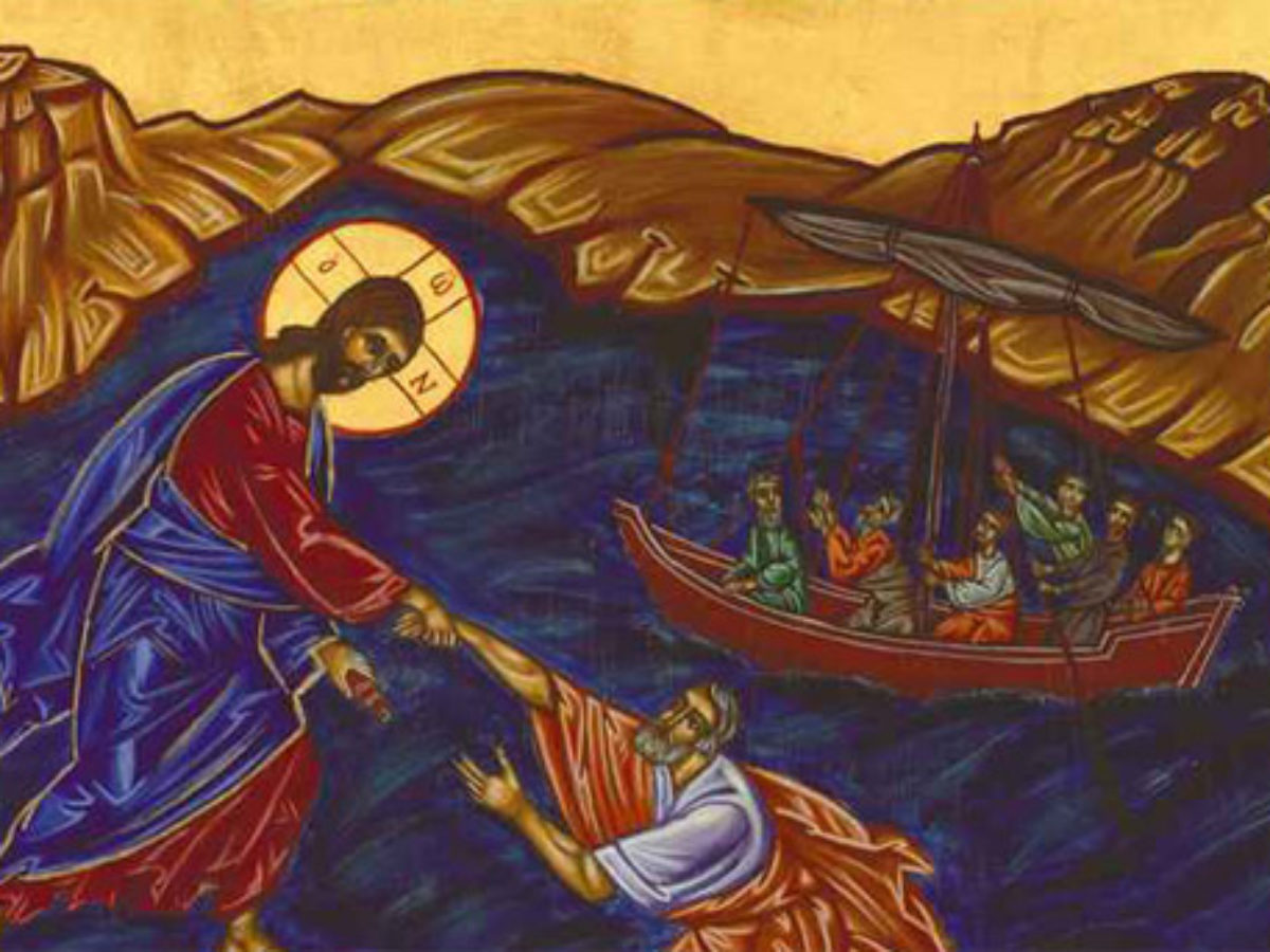 Nella tempesta, fidarsi di Gesù - Punto Famiglia