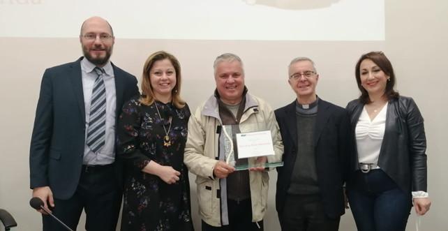 Giovanni Paolo Ramonda - Premio Ambasciatore della Famiglia 2019