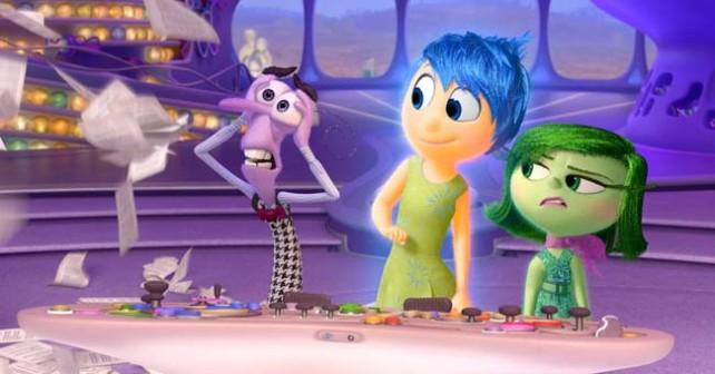 Screenshot del film Inside Out