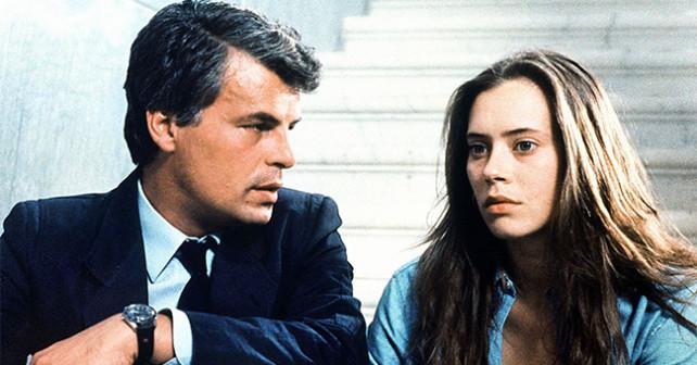 """Fotogramma della miniserie televisiva """"La piovra"""" (1984)"""