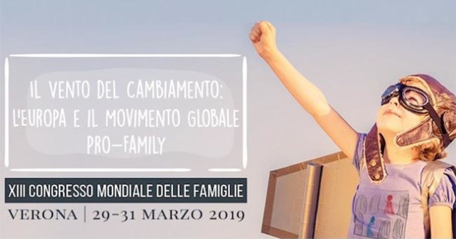 Congresso delle famiglie a Verona