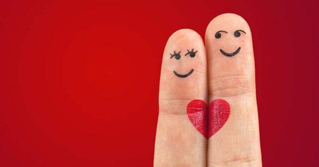 coppia cuore